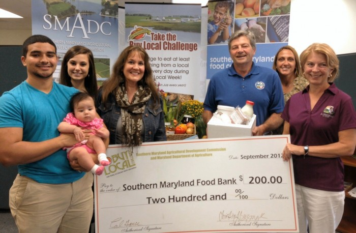 Winner of the 2013 Buy Local Challenge competition