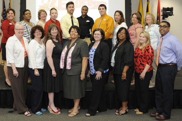 College of So. Md. Leadership Academy Tier I class