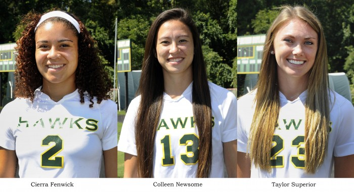 Women's Soccer Student Athletes Awarded Scholarships to Continue Academic, Athletic Pursuits