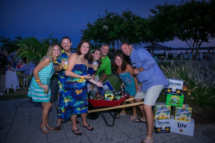 3rd Annual Luau for Calvert Hospice a Huge Aloha Success!