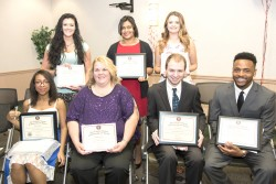 CSM Recognizes Students for Leadership, Success