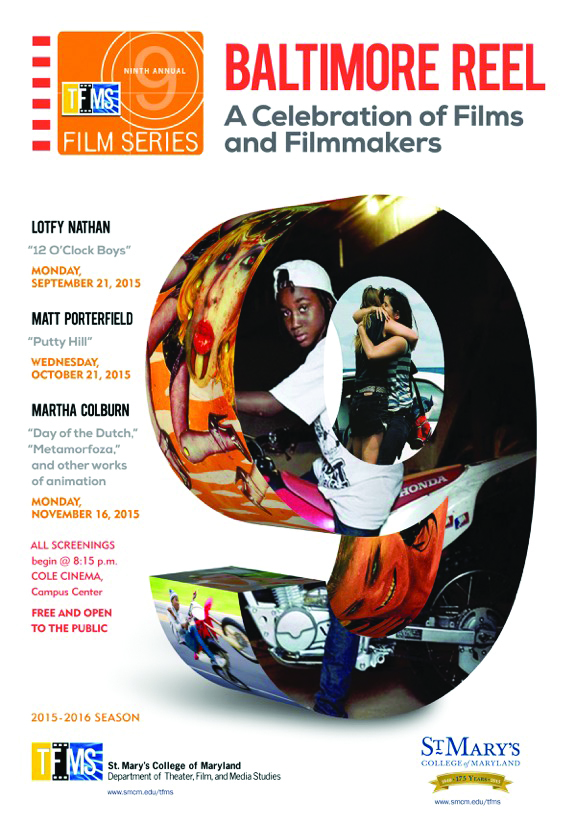 Ninth Annual Film Series at St. Mary's College to Focus on Baltimore Interests