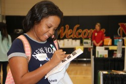 Chas. Co. College Fair draws 137 colleges, universities for student research