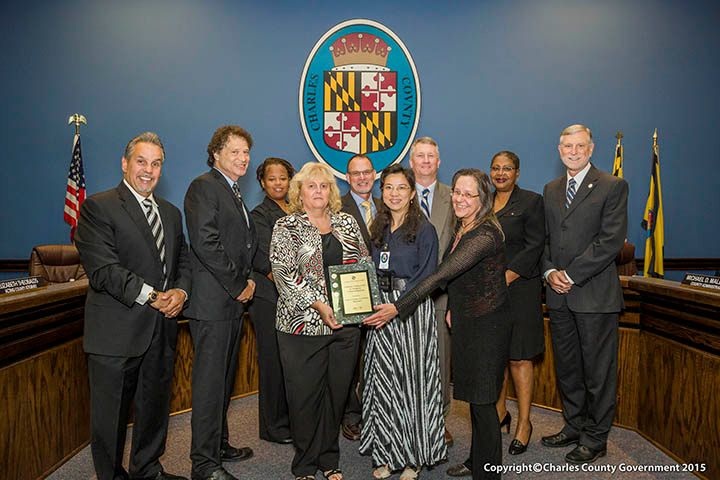 County Receives Financial Reporting Excellence Award for 13th Year