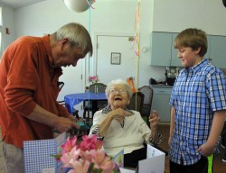 Longtime St. Mary's Co. Teacher is 104 Years Young