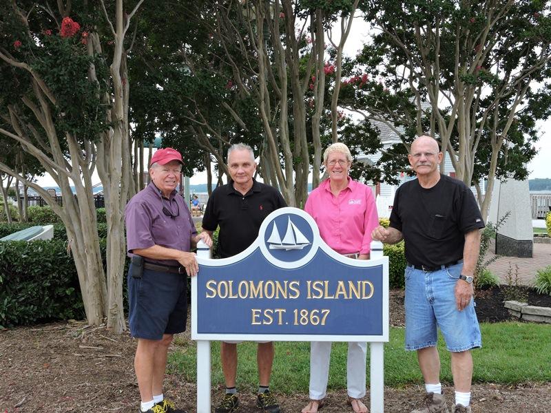 Calvert Marine Museum Helps Grant Last Wish