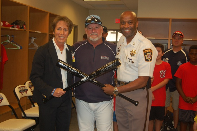 CCSO, Southern Maryland Blue Crabs and Diamond Dream Foundation Team Up to Host Youth Battle of  ...