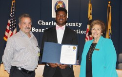 Charles County Board of Education Honors American Education Week