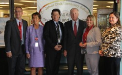 Maryland Comptroller Peter Franchot visited Charles County Public Schools
