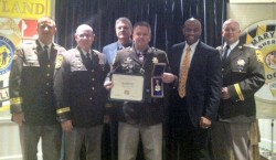 Charles Co. Deputy of the Year for Valor
