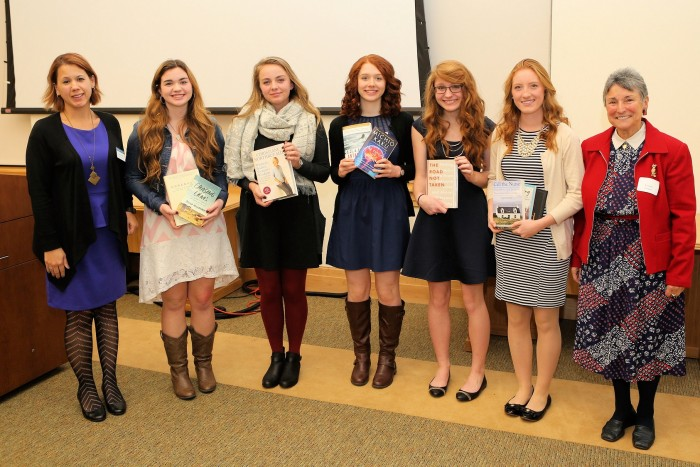St. Mary's College of Md. Recognizes County High School Students