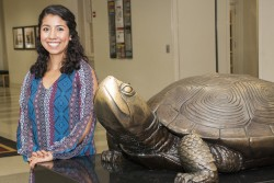 Ruiz Earns UMD Transfer Academic Excellence Scholarship