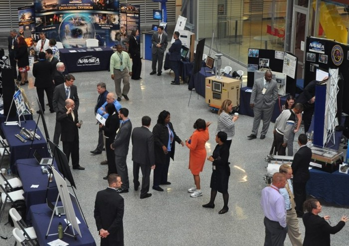 NSWCDD Briefing and Technical Demonstration held at NAVSEA Nov. 3