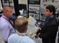 Cameron Sorlie discusses high energy technologies