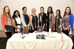 CSM Inducts Students into Nursing Honor Society