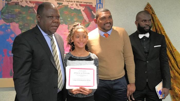 Waldorf Girl Scout Receives $20K Scholarship