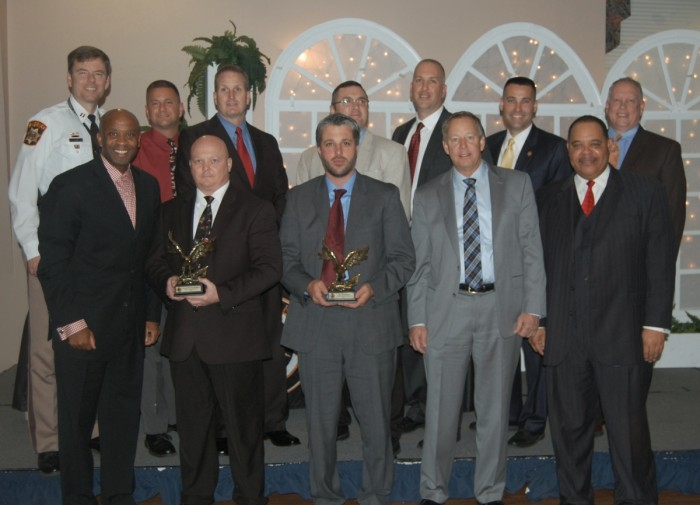 State's Attorney's Office Honors CCSO Officers at Awards Ceremony