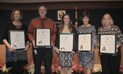 Charles Co. Board of Education honors exemplary employees