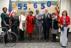 SMECO Employees Raise $55,650 for Hospice