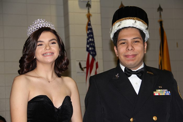 JROTC Cadets Celebrate at the Annual Col. Donald M. Wade Joint Service Military Ball